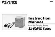 基恩士 EX-022高精度、涡电流位移传感器 说明书