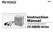 基恩士 EX-016高精度、涡电流位移传感器 说明书