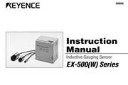基恩士 EX-008高精度、涡电流位移传感器 说明书