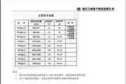 万洲WYQ6-6液体电阻起动器说明书