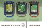 麦哲伦eXplorist 510 GPS导航设备使用说明书