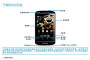 飞利浦 W626手机 说明书