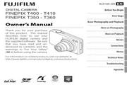 富士FinePix T350数码相机 使用说明书