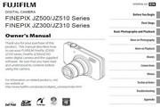 富士FinePix JZ310数码相机 使用说明书