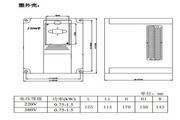 英威腾INVT-G9-7R5T4型通用变频器说明书