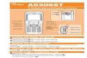 三洋 A5306ST手机 使用说明书