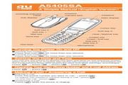三洋 A5405SA手机 使用说明书