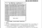 万洲WLQ4-3000电机起动器说明书