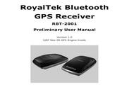 鼎天RoyaLTEk RBT-2001 GPS导航设备使用说明书