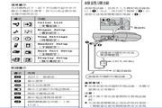 松下KX-TG8200TW数位无线电话中文说明书