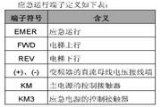 英威腾CHV180-018G-4电梯专用变频器说明书