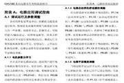 英威腾CHV180-015G-4电梯专用变频器说明书