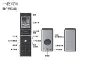东芝 TS10手机 使用说明书