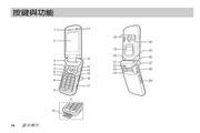 东芝 TX80手机 使用说明书