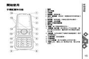 东芝Toshiba G500手机 使用说明书