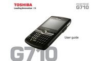 东芝Toshiba G710手机 使用说明书