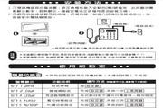 旺德电通WR-L98电话说明书
