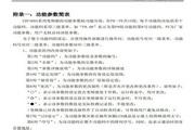 英威腾CHV160A-011-4供水专用变频器说明书