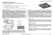 盛思锐 SHT21S SDM湿度和温度传感器 中文技术手册