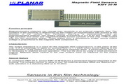 MEAS-精量电子 KMY20M磁阻传感器 说明书