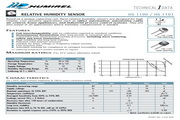 MEAS-精量电子 HS1100湿度传感器 说明书