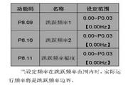 英威腾CHF100A-350G-4型矢量通用型变频器说明书