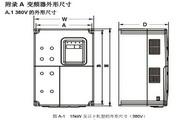英威腾CHF100A-055P-4型矢量通用型变频器说明书
