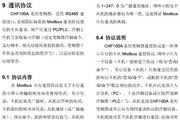 英威腾CHF100A-022G-4型矢量通用型变频器说明书