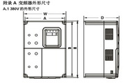 英威腾CHF100A-018G-4型矢量通用型变频器说明书