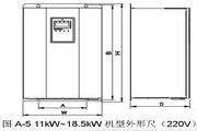 英威腾CHF100A-015P-4型矢量通用型变频器说明书