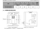 英威腾CHF100A-5R5G-4型矢量通用型变频器说明书