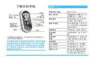 Philip飞利浦 ct3508手机 说明书