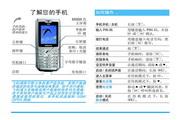 Philip飞利浦 ct5688手机 说明书