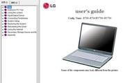 LG RV704笔记本电脑使用说明书