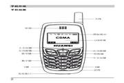 华为 c218手机 使用说明书