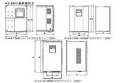 英威腾CHF100A-1R5G-S2型矢量通用型变频器说明书