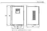 英威腾CHE100-055G-4型开环矢量变频器说明书
