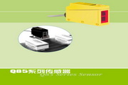 Banner Q85BB62D-T9传感器 产品手册