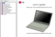 LG PV304笔记本电脑使用说明书