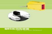 Banner Q85BB62LP-T9传感器 产品手册