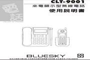 旺德电通CLT-9001来电显示无线电话说明书