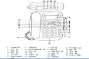 声宝CT-A61型无线电话说明书