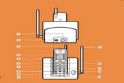 声宝CT-W405SL型无线电话说明书