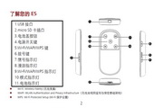 华为 E5手机 说明书