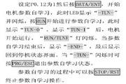 英威腾CHE100-5R5G-2型开环矢量变频器说明书