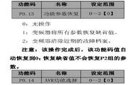 英威腾CHE100-1R5G-S2型开环矢量变频器说明书