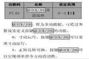 英威腾CHE100-0R7G-S2型开环矢量变频器说明书