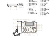 歌林KTP-501L型电话机使用说明书,