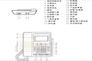 歌林KTP-801WL型电话机使用说明书