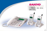 三洋CLT9298电话机使用说明书